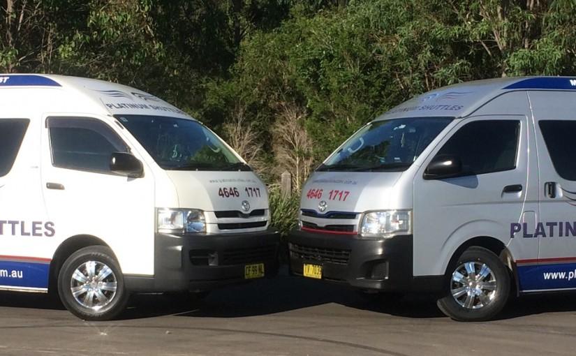 Platinum Airport Shuttle Service Macarthur, narellan, Campbelltown